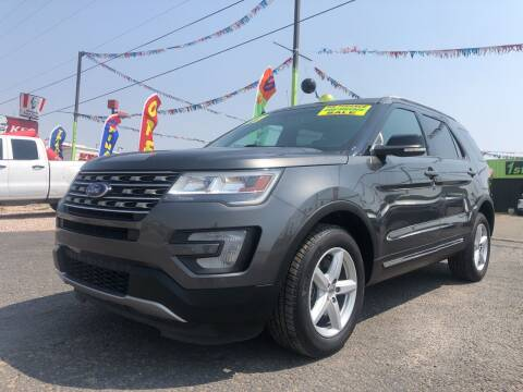 2016 Ford Explorer for sale at 1st Quality Motors LLC in Gallup NM