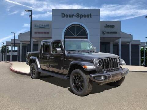 2021 Jeep Gladiator for sale at DEUR-SPEET MOTORS in Fremont MI