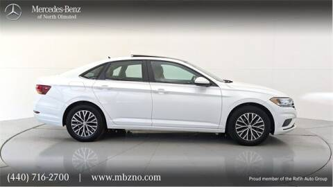 2019 Volkswagen Jetta for sale at Mercedes-Benz of North Olmsted in North Olmsted OH