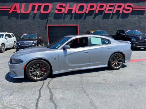 2017 Dodge Charger for sale at AUTO SHOPPERS LLC in Yakima WA