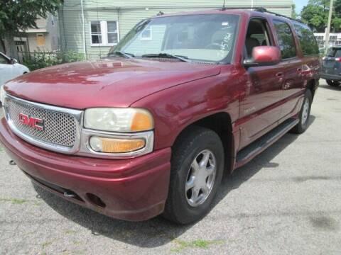 2003 GMC Yukon XL for sale at Boston Auto Sales in Brighton MA