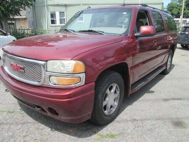 2003 GMC Yukon XL for sale in Brighton, MA