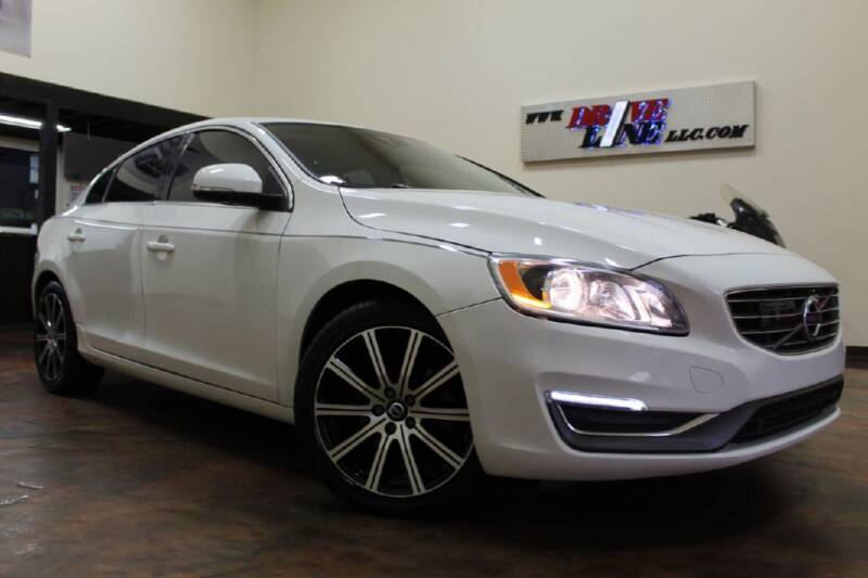 2017 Volvo S60 for sale at Driveline LLC in Jacksonville FL