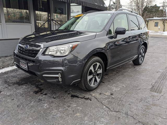 2018 Subaru Forester for sale at GAHANNA AUTO SALES in Gahanna OH