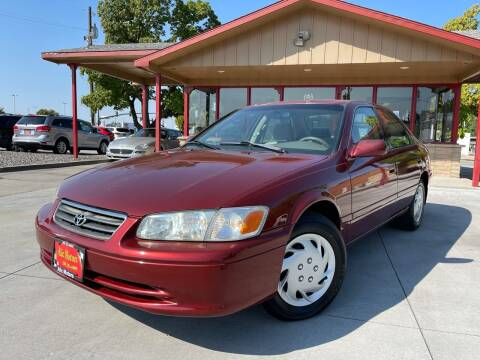 2001 Toyota Camry for sale at ALIC MOTORS in Boise ID