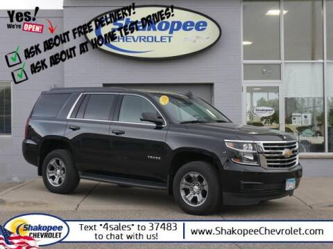 2020 Chevrolet Tahoe for sale at SHAKOPEE CHEVROLET in Shakopee MN