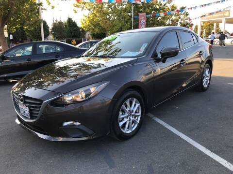 2016 Mazda MAZDA3 for sale at Autos Wholesale in Hayward CA