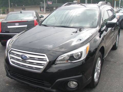 2016 Subaru Outback for sale at Autoworks in Mishawaka IN