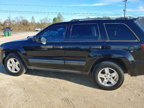 2006 Jeep Grand Cherokee for sale at Finish Line Auto LLC in Luling LA