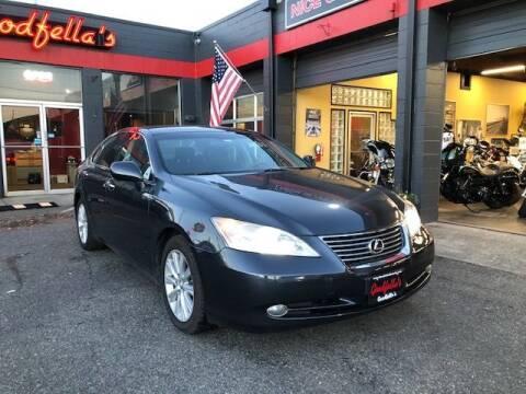 2007 Lexus ES 350 for sale at Goodfella's  Motor Company in Tacoma WA