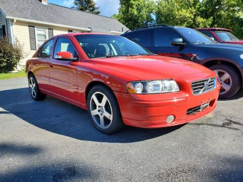 2007 Volvo S60 for sale at MX Motors LLC in Ashland MA