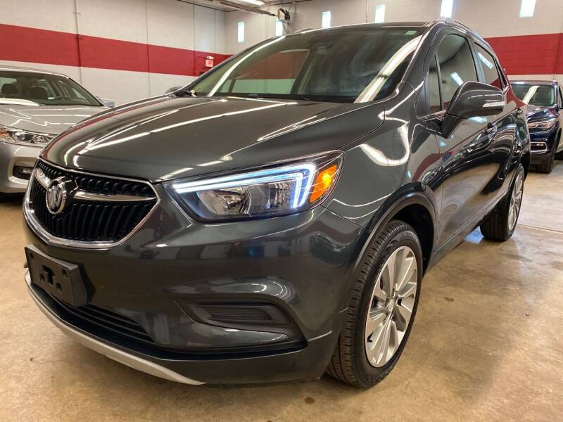 2017 Buick Encore for sale at Columbus Car Warehouse in Columbus OH