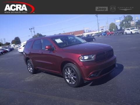 2017 Dodge Durango for sale at BuyRight Auto in Greensburg IN