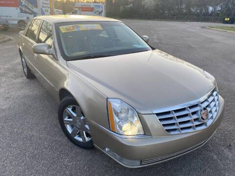 2006 Cadillac DTS for sale at The Auto Depot in Raleigh NC