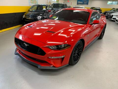 2018 Ford Mustang for sale at Newton Automotive and Sales in Newton MA
