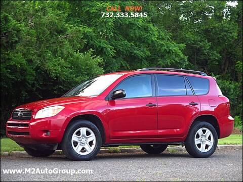 2008 Toyota RAV4 for sale at M2 Auto Group Llc. EAST BRUNSWICK in East Brunswick NJ