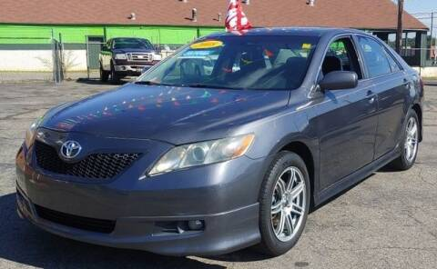 2008 Toyota Camry for sale at L&M Auto Import in Gastonia NC