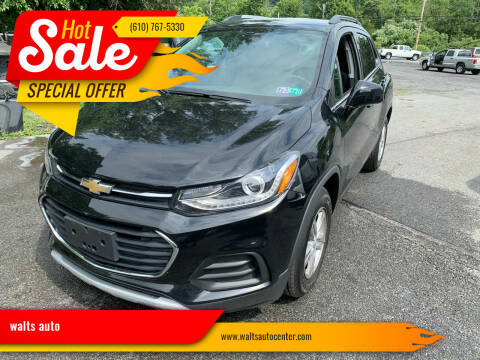 2017 Chevrolet Trax for sale at walts auto in Cherryville PA