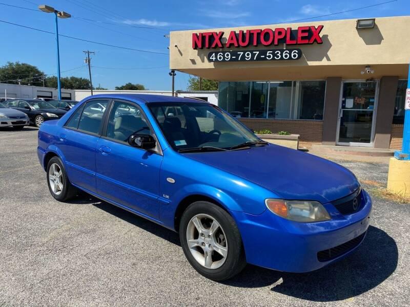 2003 Mazda Protege for sale at NTX Autoplex in Garland TX