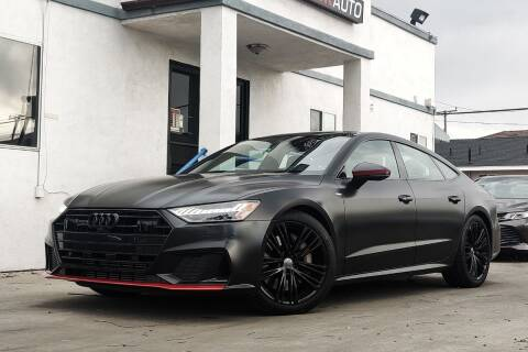 2019 Audi A7 for sale at Fastrack Auto Inc in Rosemead CA