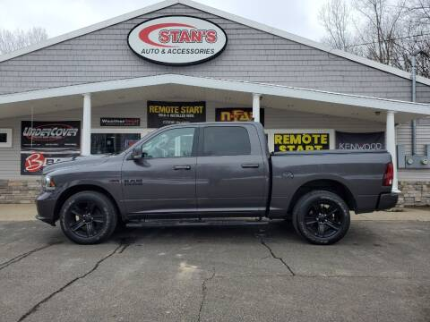2018 RAM Ram Pickup 1500 for sale at Stans Auto Sales in Wayland MI