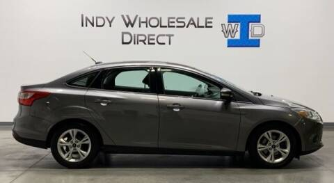 2014 Ford Focus for sale at Indy Wholesale Direct in Carmel IN
