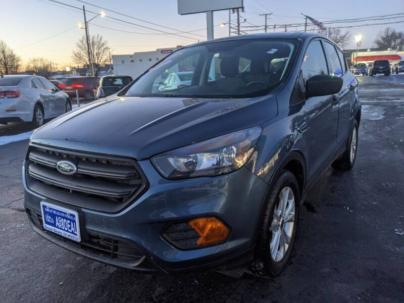 2018 Ford Escape for sale at GREAT DEALS ON WHEELS in Michigan City IN