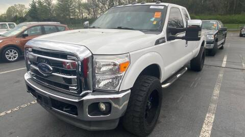 2013 Ford F-250 Super Duty for sale at Wildcat Used Cars in Somerset KY