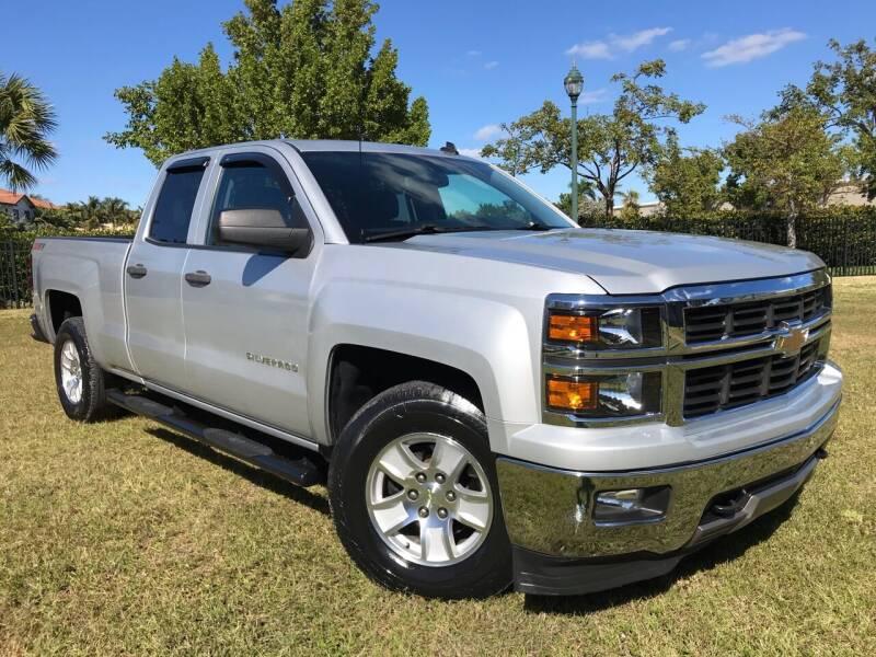 2014 Chevrolet Silverado 1500 for sale at Kaler Auto Sales in Wilton Manors FL