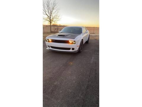 2019 Dodge Challenger for sale at STANLEY FORD ANDREWS in Andrews TX