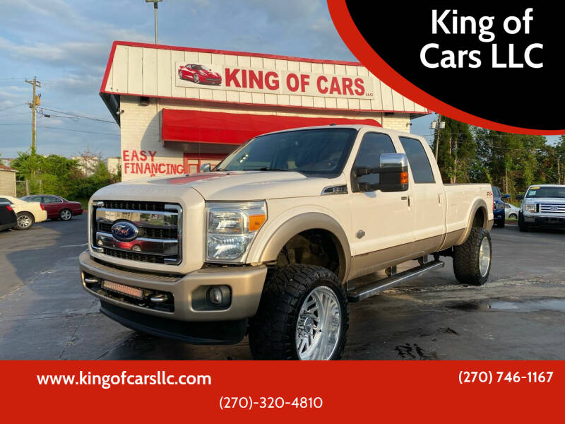 2011 Ford F-350 Super Duty for sale at King of Cars LLC in Bowling Green KY