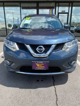 2016 Nissan Rogue for sale at East Carolina Auto Exchange in Greenville NC