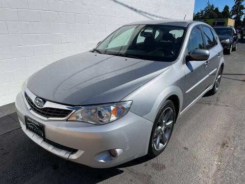 2009 Subaru Impreza for sale at APX Auto Brokers in Edmonds WA