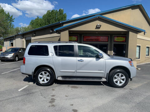 2009 Nissan Armada for sale at Advantage Auto Sales in Garden City ID