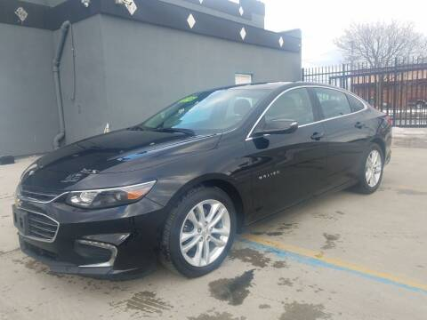 2016 Chevrolet Malibu for sale at Julian Auto Sales, Inc. in Warren MI