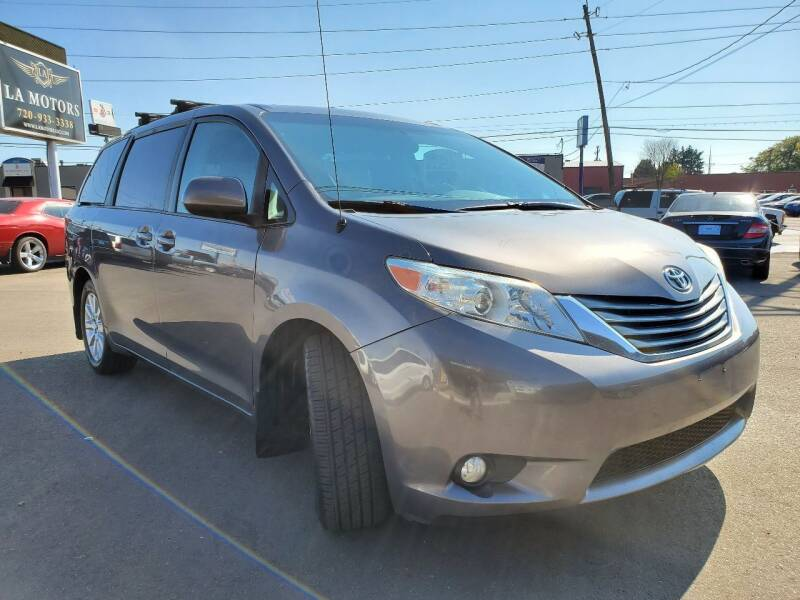 2011 Toyota Sienna AWD XLE 7-Passenger 4dr Mini-Van - Denver CO