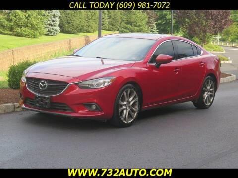 2015 Mazda MAZDA6 for sale at Absolute Auto Solutions in Hamilton NJ