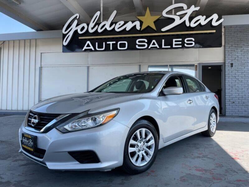 2016 Nissan Altima for sale at Golden Star Auto Sales in Sacramento CA
