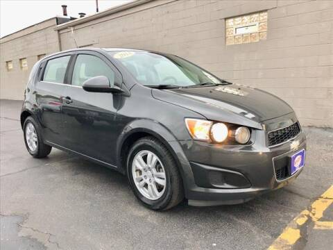 2014 Chevrolet Sonic for sale at Richardson Sales & Service in Highland IN