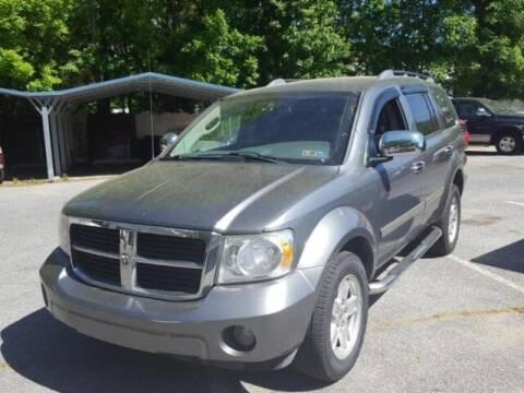 2009 Dodge Durango for sale at Cj king of car loans/JJ's Best Auto Sales in Troy MI