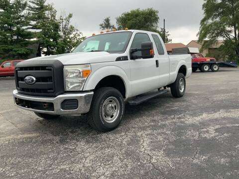 2011 Ford F-250 Super Duty for sale at Stein Motors Inc in Traverse City MI