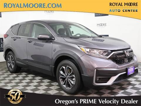 2020 Honda CR-V for sale at Royal Moore Custom Finance in Hillsboro OR