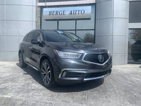 2019 Acura MDX for sale at Berge Auto in Orem UT