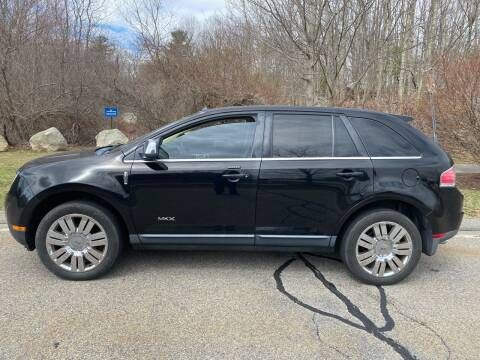 2008 Lincoln MKX for sale at Padula Auto Sales in Braintree MA