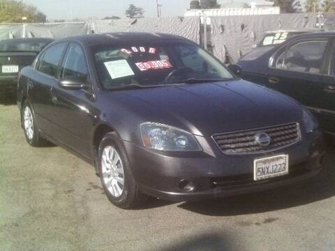 2005 Nissan Altima for sale at Valley Auto Sales & Advanced Equipment in Stockton CA