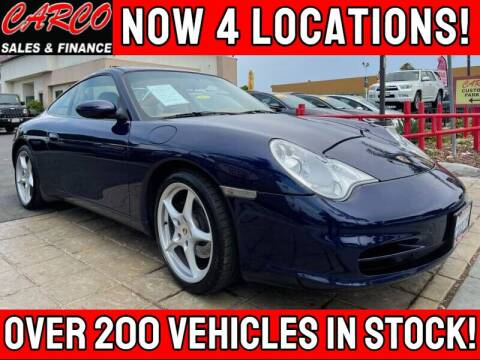 2002 Porsche 911 for sale at CARCO SALES & FINANCE - CARCO OF POWAY in Poway CA