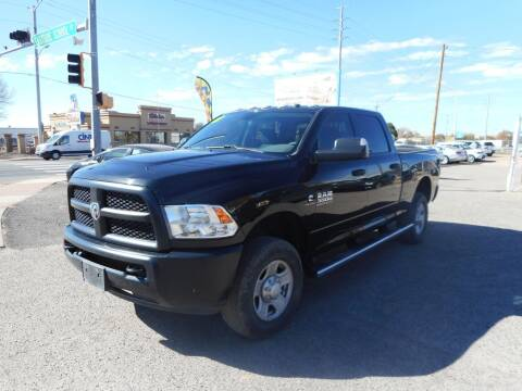 2018 RAM Ram Pickup 3500 for sale at AUGE'S SALES AND SERVICE in Belen NM