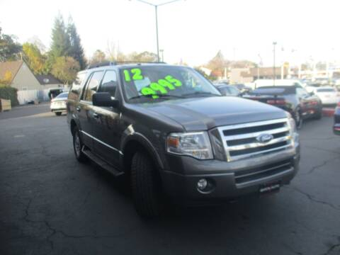 2012 Ford Expedition for sale at Quick Auto Sales in Modesto CA