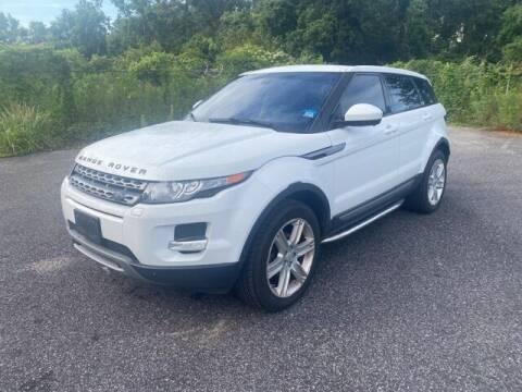 2015 Land Rover Range Rover Evoque for sale at JOE BULLARD USED CARS in Mobile AL