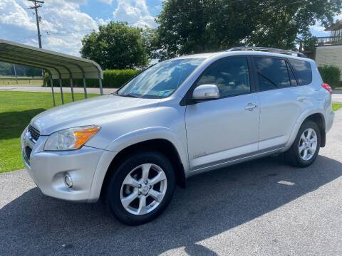 2011 Toyota RAV4 for sale at Finish Line Auto Sales in Thomasville PA